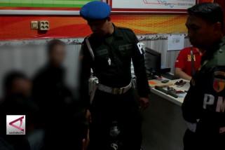 Polisi amankan 5 terduga pelaku kejahatan antar kota