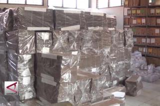 KPUD Majalengka distribusikan logistik Pilkada