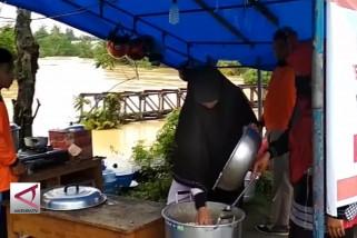 Polda Sultra dirikan dapur umum dan posko kesehatan