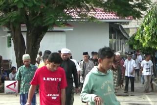 441 Warga binaan Lapas Muaro terima remisi idul fitri