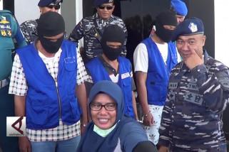 TNI AL Tangkap Otak Perompakan MT Lee Boo