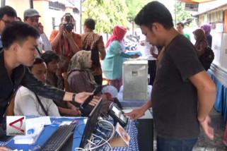 BPPT uji coba e-Verifikasi pemilih di Makassar
