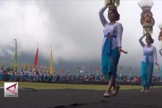 Festival Budaya Ulun Danu Beratan ke-4