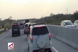 Kapolda Jatim: Macet lebih dari 3 Km, tol gratis