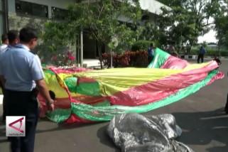 Kapolda Jateng larang terbangkan balon udara