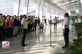 Bandara SAMS bentuk posko terpadu angkutan lebaran
