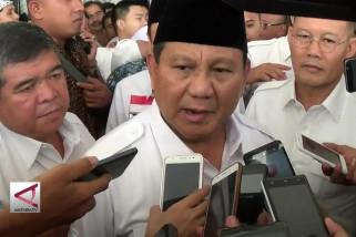 Prabowo ingatkan warga untuk jaga keutuhan NKRI