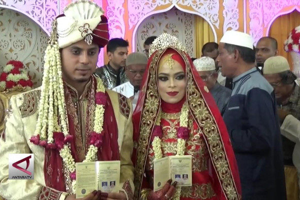 6 Tradisi Pernikahan Unik Berbagai Negara