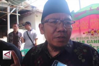 Bupati Lombok Utara sampaikan terima kasih