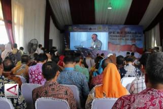 PLTS 2 MW Jakabaring Palembang mulai dioperasikan