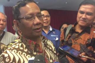 Mahfud MD tentang peluang jadi Cawapres Jokowi