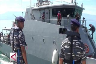 KAL Pulau Pasoso resmi beroperasi di Lanal Palu