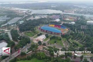 Operasional Asian Games di Palembang 99% siap digunakan