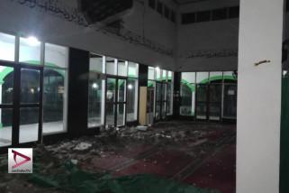 Lima orang meninggal akibat gempa kelima Lombok