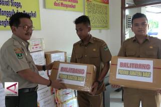 Rendang Sumbar untuk Korban Gempa Lombok