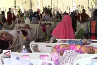 Menkes apresiasi penanganan medis korban gempa Lombok