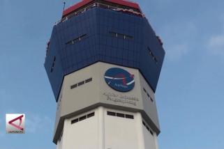 Airnav operasikan tower baru di bandara Pangkalpinang