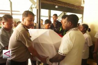 8 jenazah korban pesawat jatuh tiba di Jayapura