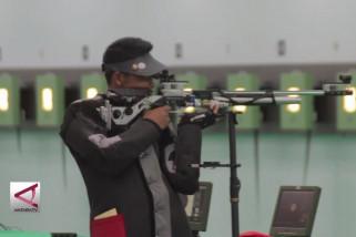 Atlet Menembak Indonesia dilarang gunakan Medsos