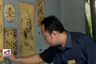 Menguak keindahan dan dramatisasi lukisan api