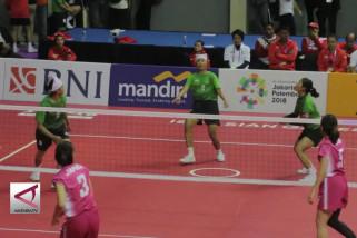 Tim takraw Indonesia perhatikan psikologis pemain