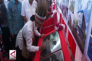 Menteri BUMN resmikan 16 pelabuhan di Indonesia Timur