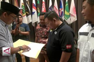 12 Caleg koruptor melenggang tarung  ke Pileg 2019