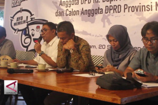 KPU NTB tetapkan DCT Pileg 2019