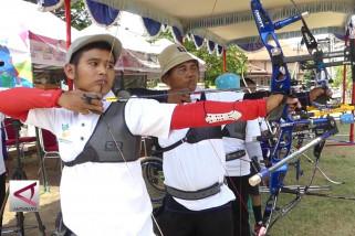 Melihat kesiapan atlet panahan Indonesia ikuti Para Games