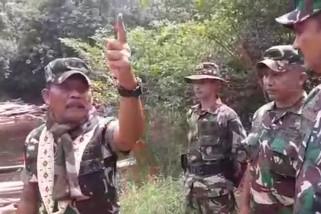 Pangdam XII/Tpr kunjungi perbatasan