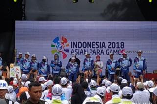 Sambutan ketua panitia Asean  Para Games 2018