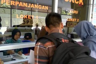Video - Permohonan SKCK di Polres Banyumas melonjak