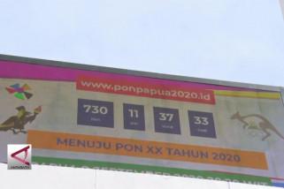 Pencanangan  730 hari menuju  PON 2020