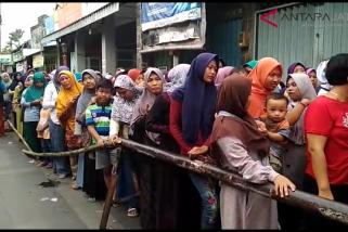 Video - Nasi uyah asem ritual buka luwur Sunan Kudus