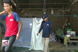 Malaria meningkat di Lombok, PMI sebar ribuan kelambu