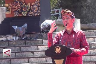 Presiden buka pekan inovasi perkembangan desa-kelurahan