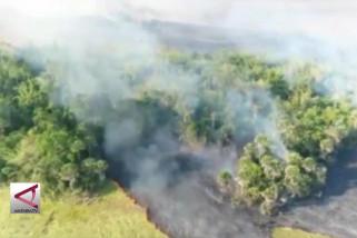 Upaya Manggala Agni padamkan Karhutla seluas 63 Hektar
