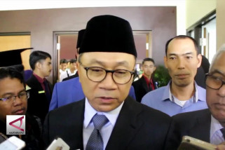 Ketua MPR sampaikan belasungkawa