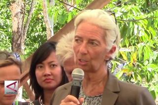 RI tak pinjam dana dari IMF untuk penanganan bencana