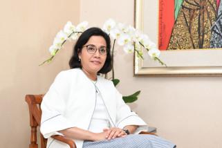 Eksklusif Sri Mulyani, dampak positif Pertemuan IMF-WB untuk Indonesia