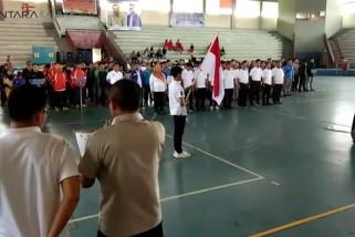 Pelantikan Pengurus Asosiasi Bola Tangan Indonesia (ABTI) Kalbar