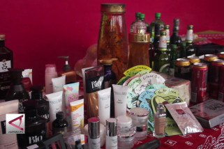 Bea Cukai Tanjung Emas musnahkan ribuan barang sitaan