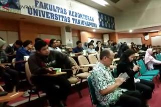 BUMN Mengajar di Universitas Tanjungpura