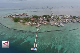 PLN Babel aliri listrik 24 jam ke delapan pulau terluar