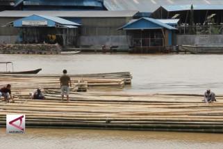 Bisnis bambu yang tetap bertahan