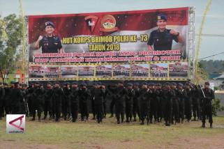 Brimob Polda Kepri siap amankan Pemilu 2019