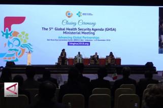 Pertemuan GHSA ke-5 sepakati kerangka kerja 2024