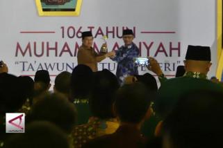 Wapres JK terima penghargaan Muhammadiyah Award