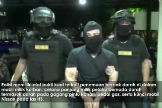Pembunuh sekeluarga di Bekasi resmi tersangka