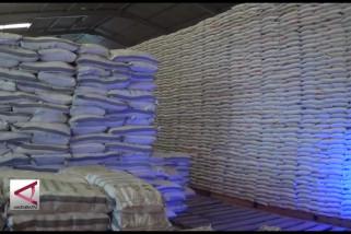 Stok 14 ribu ton, beras di Sultra aman hingga Juni 2019